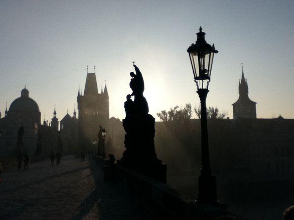 Prague Lost